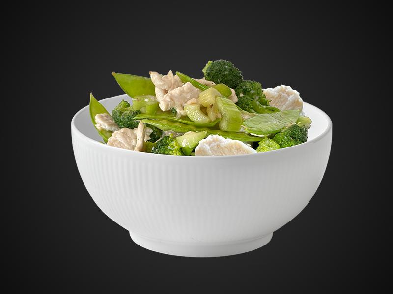 keto-green-bowl